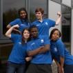 Student Ambassadors posing